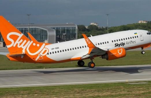 Авиакомпания «SkyUp» хочет открыть базу в Одессе