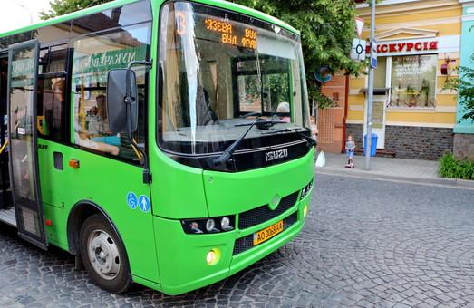 Сегодня дорожает проезд в городских автобусах Мукачево на Закарпатье