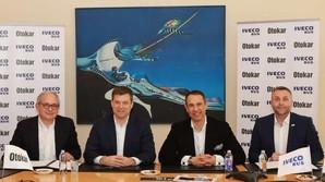 Итальянская компания «IVECO» подписала договор с турецкой компанией «Otokar Otomotiv» о совместном производстве автобусов