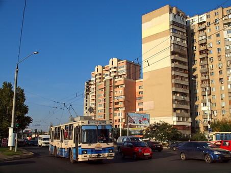 В Одессе частично перекрывают движение на проспекте Небесной Сотни