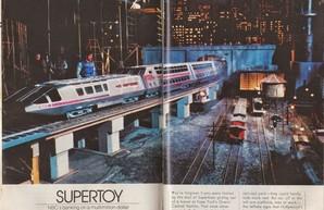 Атомный суперпоезд: история одного провала (ФОТО)