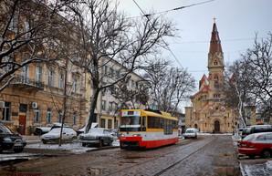Одесский электротранспорт снова признали лучшим в Украине