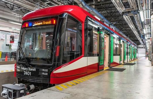 Канадский город Калгари заказал у компании «Siemens» дополнительную партию из 15 трамваев «Mask»