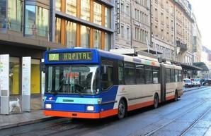 Чернигов хочет купить 12 троллейбусов-гармошек