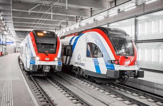 Железные дороги Швейцарии в прошлом году перевезли рекордное количество пассажиров