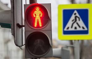 На перекрестке улиц Новосельского и Старопортофранковской в Одессе временно не работает светофор