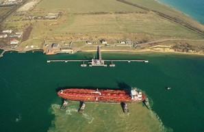 Нефтяной терминал в порту Пивденный под Одессой снова начал перегрузку нефти