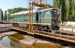 В 2020 году «Укрзализныця» планирует отремонтировать 80 тепловозов на Днепропетровском тепловозоремонтном заводе