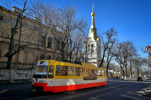 Одесский общественный транспорт переходит на карантинный режим работы