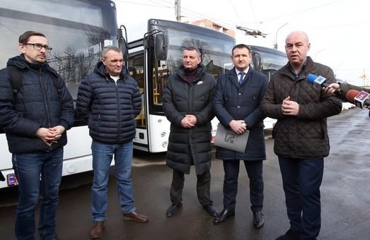 Мэр Тернополя рассказал о транспортной реформе, которая проходит в городе