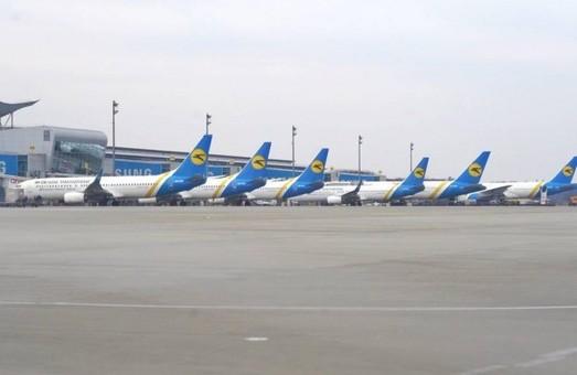 Авиакомпания «Международные авиалинии Украины» готова организовать спецрейсы для возвращения граждан в Украину