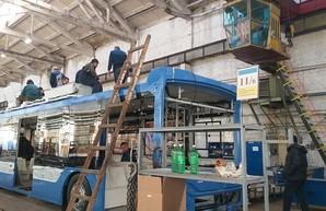 Троллейбусный завод в Энгельсе снова выпускает троллейбусы