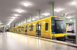 Берлин обновит подвижной состав метрополитена за счет вагонов от «Stadler»