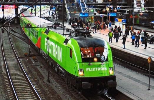 «FlixTrain» временно приостановил пассажирские перевозки в Германии