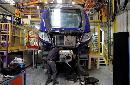 Компания «Bombardier» остановило производство на заводе на севере Франции
