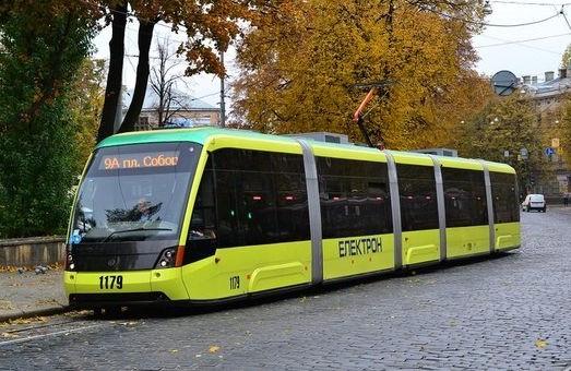 Львов продлил срок подачи заявок в тендере на закупку трамваев за средства кредита ЕИБ
