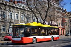 Как общественный транспорт Одессы работает в специальном режиме (ФОТО, ВИДЕО)