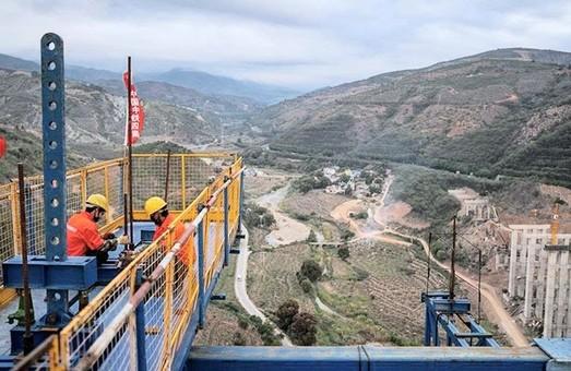 Китай в полном объеме возобновляет работы по ключевым инфраструктурным проектам