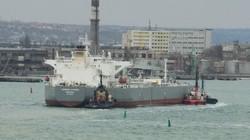 Одесский порт принял первый в этом году танкер с нефтью из США