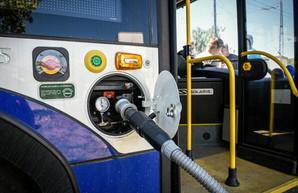 В Риге начали эксплуатацию «водородных троллейбусов»