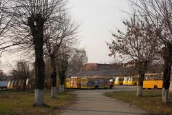 В Луцке вот уже двенадцатый день не курсирует городской общественный транспорт (ФОТО)