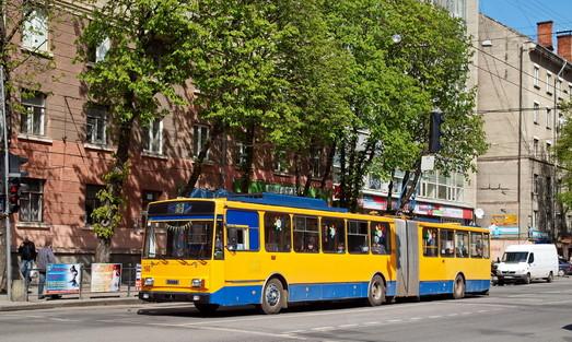 Как работает коммунальный транспорт Тернополя в режиме специальных перевозок