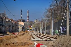 Реконструкцию спуска Маринеско в Одессе вовремя завершить не удалось (ФОТО)