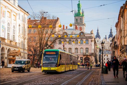 Львову предлагают за европейский кредит покупать трамваи по 1,7 миллиона евро