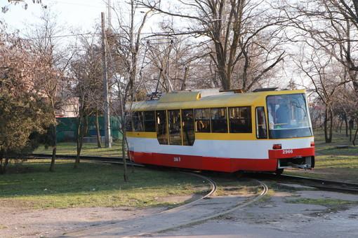 В Одессе запускают трамвайный маршрут №8