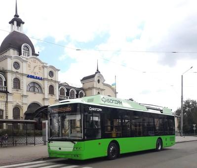 Стал известен поставщик новых троллейбусов в Луцк
