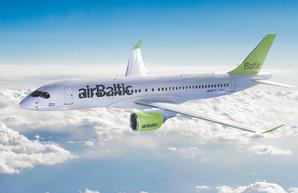 В Одессу с августа могут возобновить авиарейсы AirBaltic