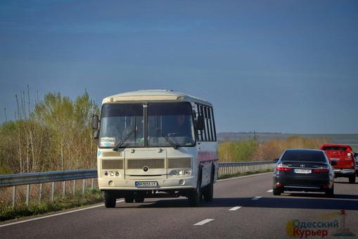 Одесский облсовет просит у правительства полномочия для разрешения работы пассажирского транспорта