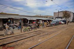 Новощепной Ряд: трамваи уже не ходят, реконструкция начинается (ФОТО)