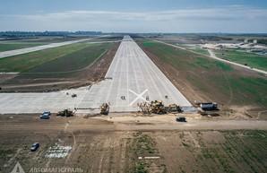 Аэропорт Одессы с высоты птичьего полета (ФОТО)