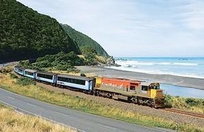 В Новой Зеландии тратят более 700 миллионов долларов на инфраструктуру железной дороги