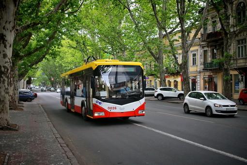 В Одессе возобновляют работу городского транспорта в обычном режиме