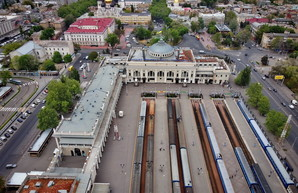 Расписание одесского вокзала с 1 июня: всего 14 поездов