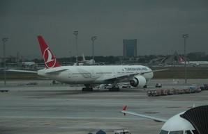 Главная турецкая авиакомпания будет снова летать из Одессы в Стамбул