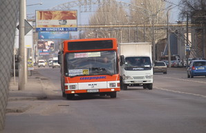 В Одессе вводят полосу для общественного транспорта - с поселка Котовского
