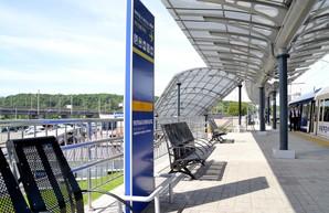 В Киеве закончили реконструкцию станции Выдубичи