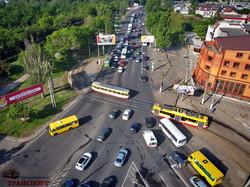 """Автобусная """"выделенка"""" с поселка Котовского: как это работает (ФОТО, ВИДЕО)"""