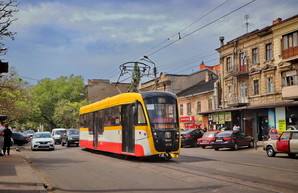 Традиция: Одесса, как обычно, возглавила рейтинг электротранспорта Украины