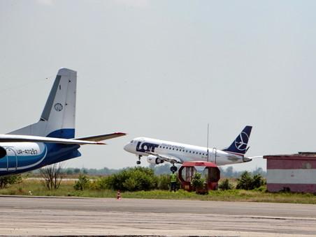 Куда полетят первые международные авиарейсы из Украины
