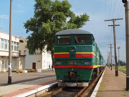С 19 июня восстанавливается движение поезда Киев - Одесса - Измаил
