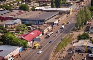 Выделенная полоса для автобусов с поселка Котовского: первые итоги работы (ФОТО, ВИДЕО)
