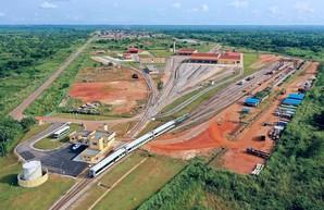 Коронавирус помешал запуску новой железной дороги в Нигерии