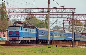 Пассажирские поезда из Украины в Россию ходить не будут