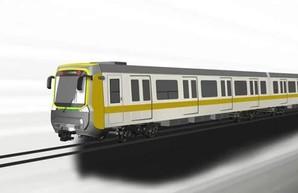 Вот как будут выглядеть китайские метропоезда для Харькова