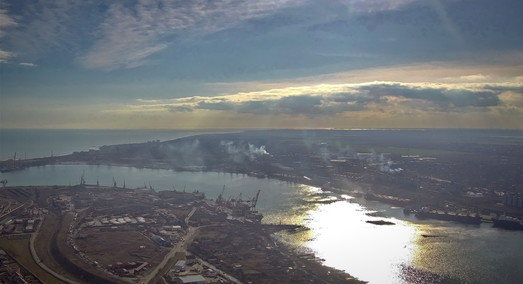 У порта Черноморск утвердили границы
