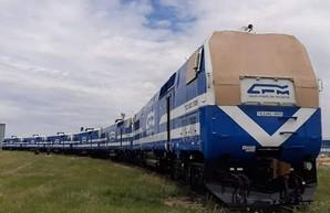 """Молдова скоро получит новые тепловозы """"General Electric"""""""
